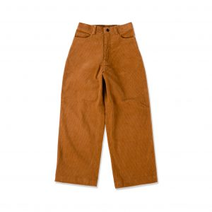 Corduroy Long Pants Brown